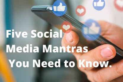 Five Social Media Strategies You Need to Know