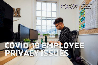 COVID-19 Employee Privacy Issues