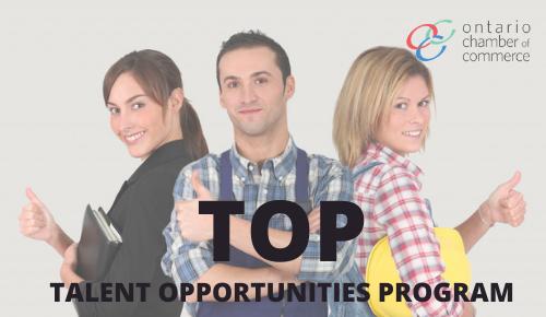 TOP – Talent Opportunities Program