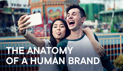 The Anatomy Of A Human Brand