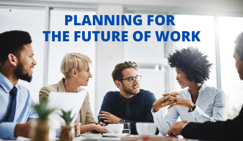 Planning for the Future of Work
