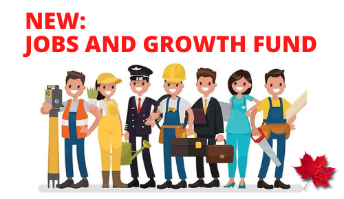 Government of Canada launches Jobs and Growth Fund