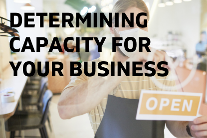 Determining Capacity for Your Business