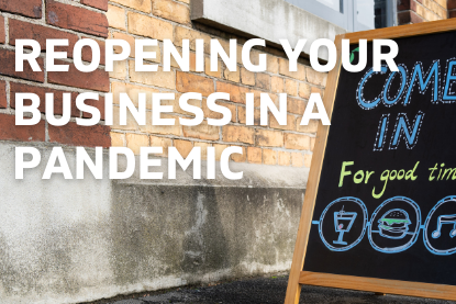 Reopening Your Business in a Pandemic: Privacy Concerns Related to Precautions